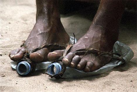 Calçados sem Luxo