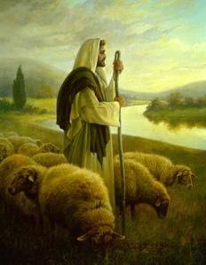 Jesus - Pastor de todos