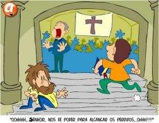 Pregar para os Perdidos